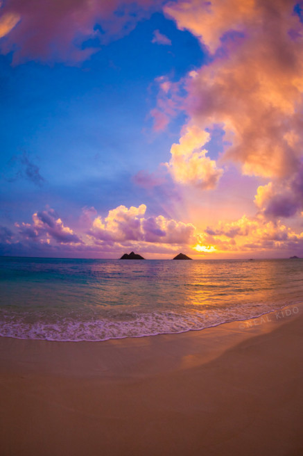 Mokulua Sunrise 1