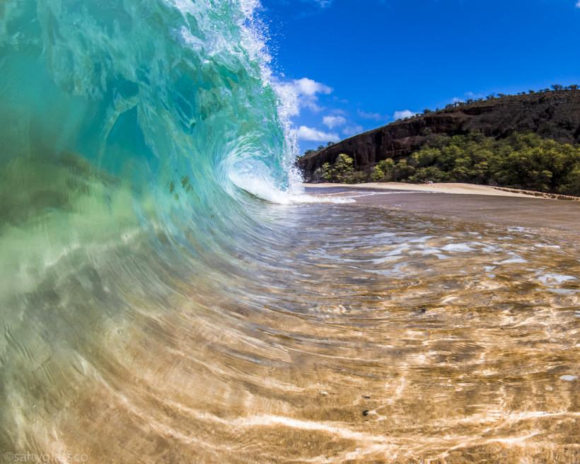 Maui Shorebreaker